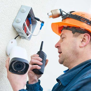 Chirk business cctv system repairs
